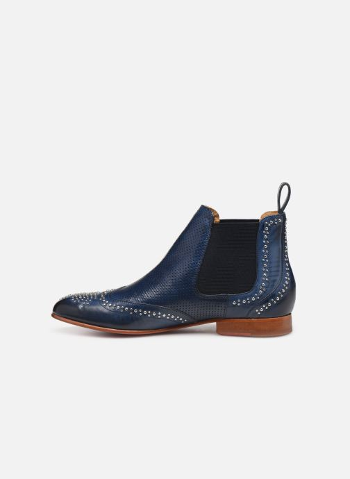Bottines et boots Melvin & Hamilton Sally 45 Bleu vue face