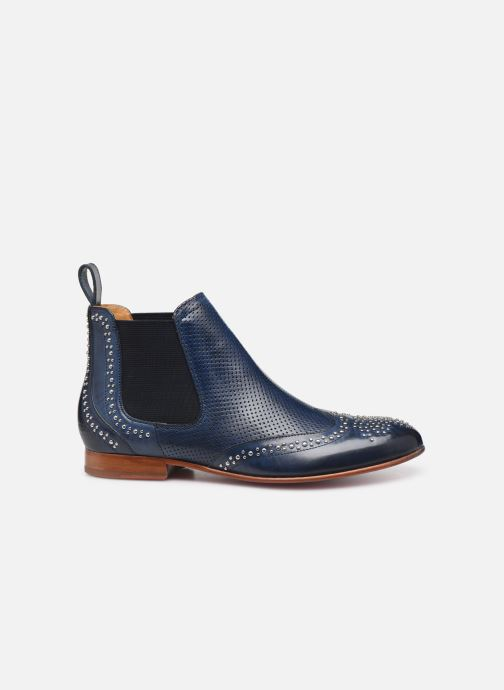 Bottines et boots Melvin & Hamilton Sally 45 Bleu vue derrière