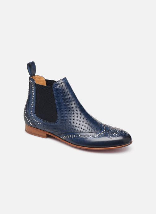 Ankelstøvler Melvin & Hamilton Sally 45 Blå detaljeret billede af skoene