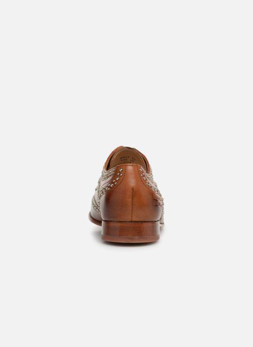Chaussures à lacets Melvin & Hamilton Sally 53 Marron vue droite