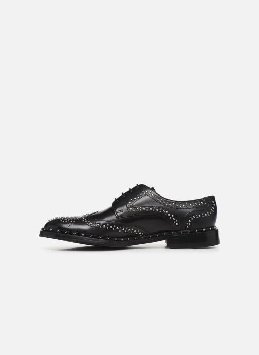 Chaussures à lacets Melvin & Hamilton Sally 53 Noir vue face