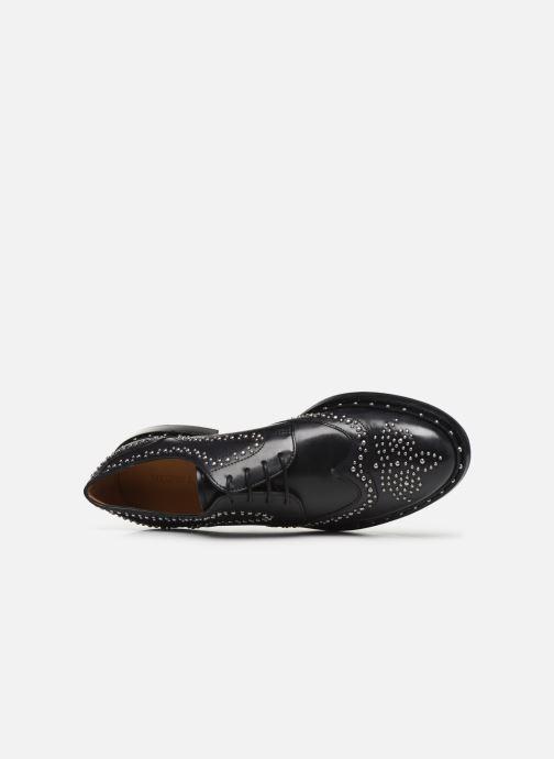 Chaussures à lacets Melvin & Hamilton Sally 53 Noir vue gauche