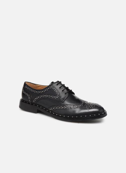 Chaussures à lacets Melvin & Hamilton Sally 53 Noir vue détail/paire