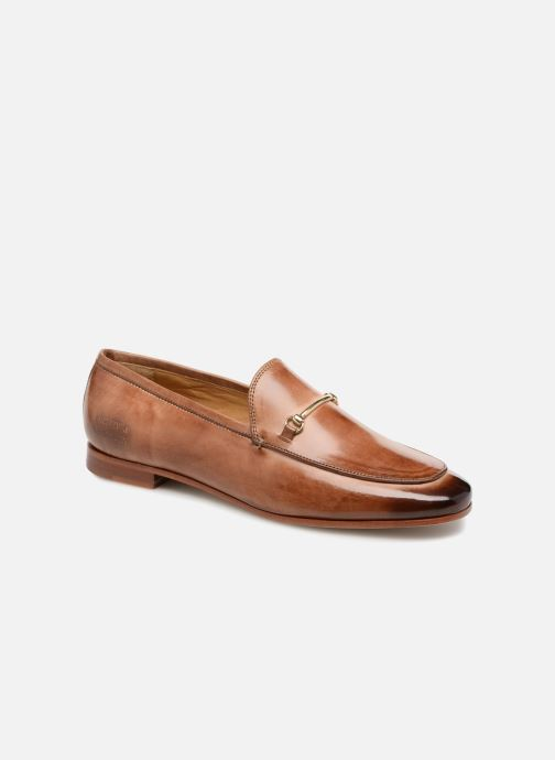 Loafers Melvin & Hamilton Scarlett 1 Brown detailed view/ Pair view