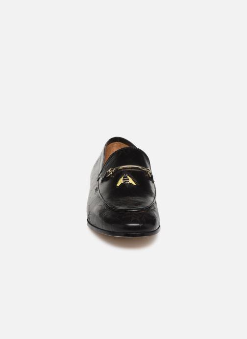 Loafers Melvin & Hamilton Scarlett 1 Black model view
