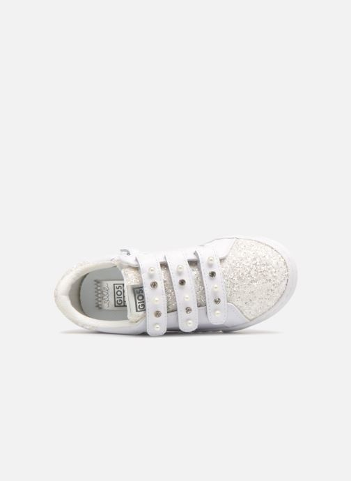 Sneakers Gioseppo Milena Wit links