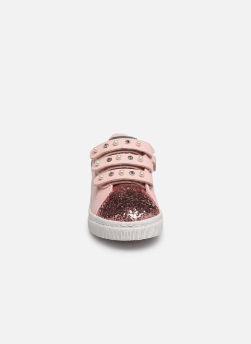 Trainers Gioseppo Milena Pink model view