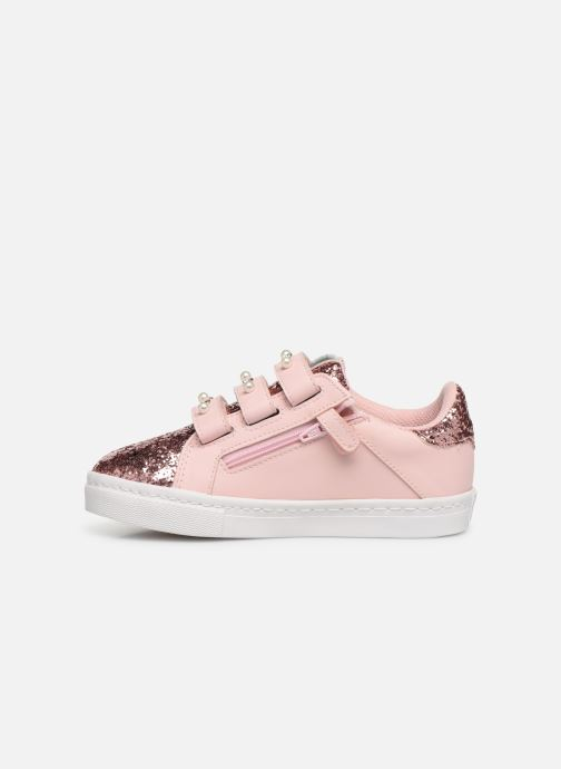 Trainers Gioseppo Milena Pink front view