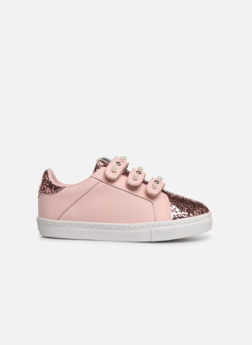 Trainers Gioseppo Milena Pink back view