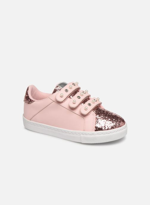 Trainers Gioseppo Milena Pink detailed view/ Pair view