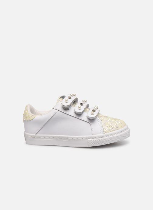 Sneakers Gioseppo Milena Wit achterkant