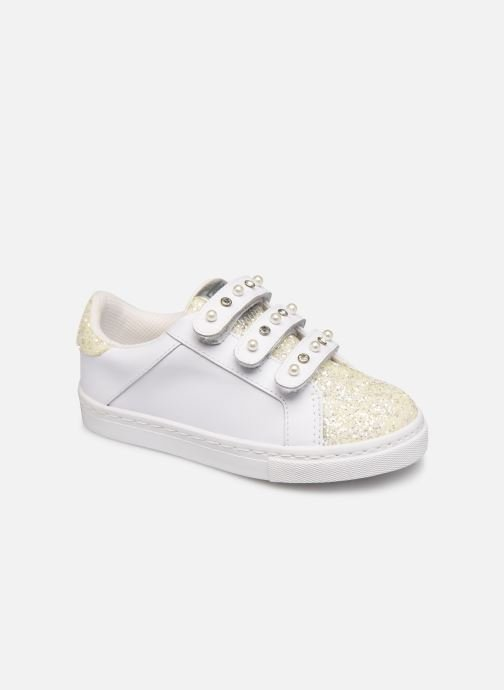 Trainers Gioseppo Milena White detailed view/ Pair view