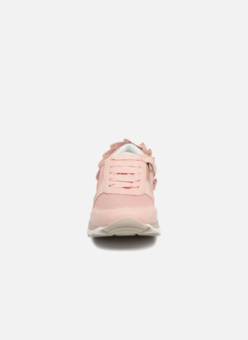 Baskets Gioseppo Luisa Rose vue portées chaussures