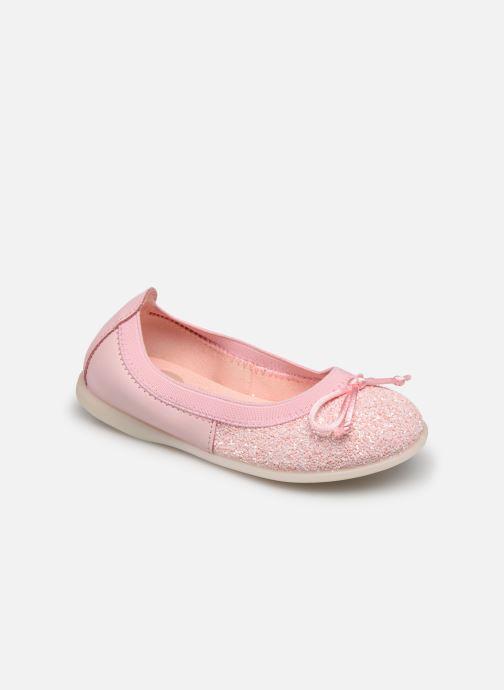 Ballerinas Gioseppo Serena rosa detaillierte ansicht/modell
