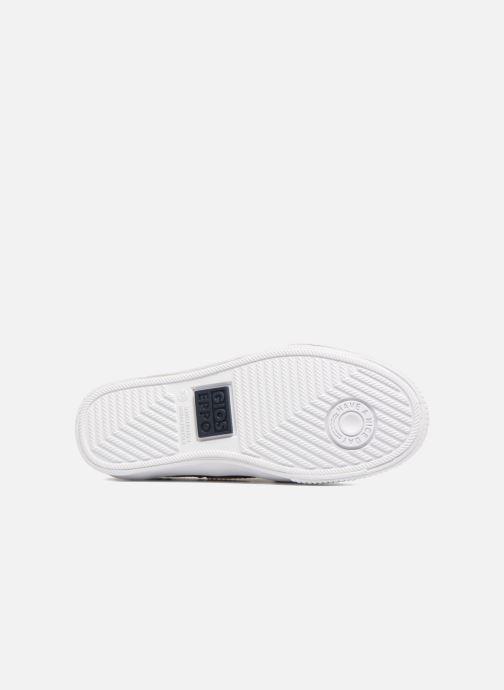 Zapatos con velcro Gioseppo Enzo Azul vista de arriba