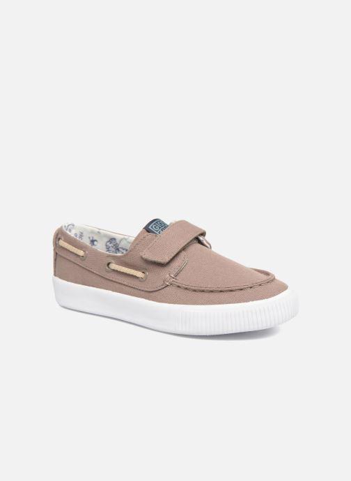 Zapatos con velcro Gioseppo Enzo Beige vista de detalle / par