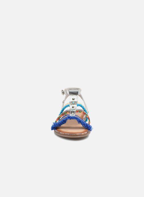 Sandales et nu-pieds Gioseppo Isis Multicolore vue portées chaussures