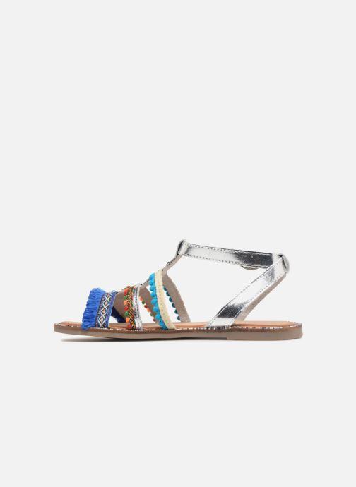 Sandales et nu-pieds Gioseppo Isis Multicolore vue face