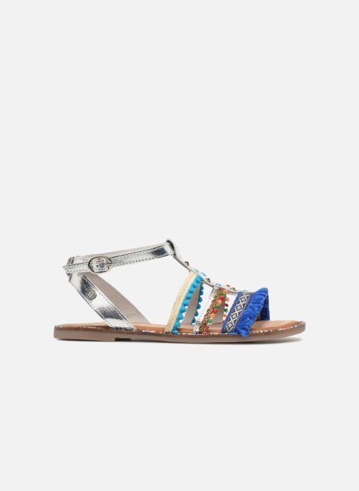 Sandales et nu-pieds Gioseppo Isis Multicolore vue derrière