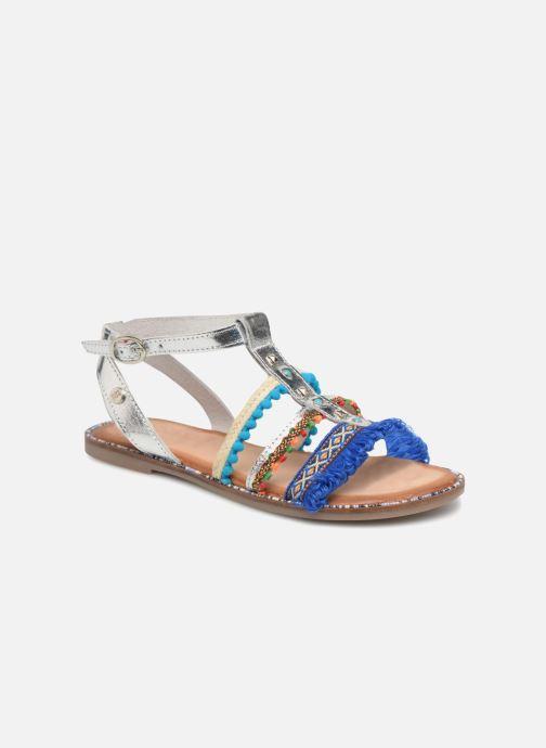 Sandales et nu-pieds Gioseppo Isis Multicolore vue détail/paire