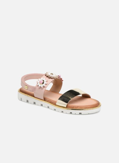 Sandales et nu-pieds Gioseppo Clarisa Rose vue détail/paire