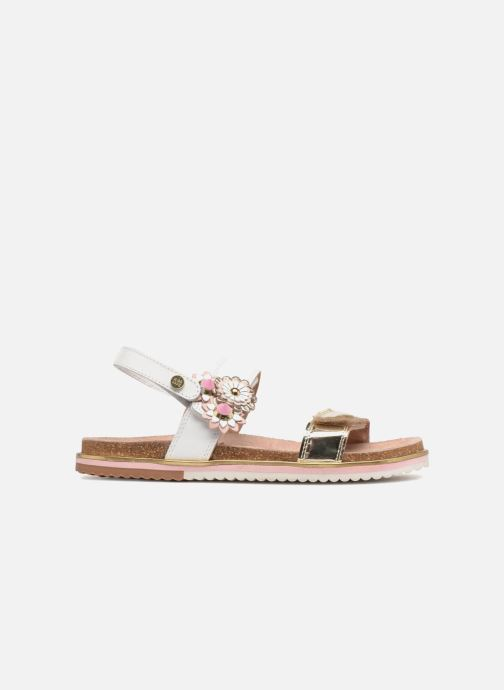 Sandales et nu-pieds Gioseppo Barbara Blanc vue derrière