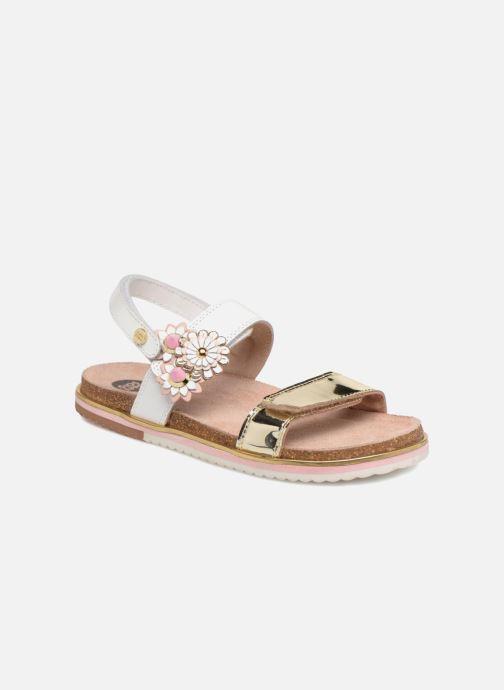 Sandales et nu-pieds Gioseppo Barbara Blanc vue détail/paire