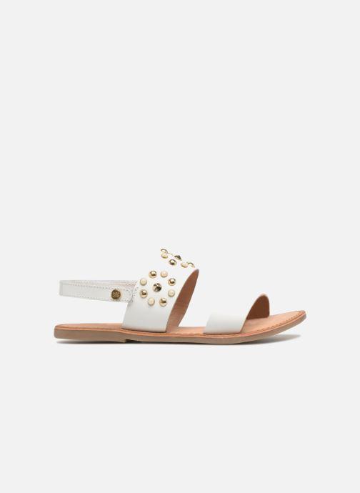 Sandali e scarpe aperte Gioseppo Arabella Bianco immagine posteriore