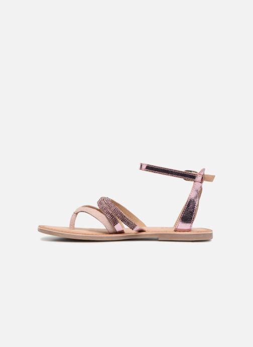 Sandali e scarpe aperte Gioseppo Zoe Argento immagine frontale