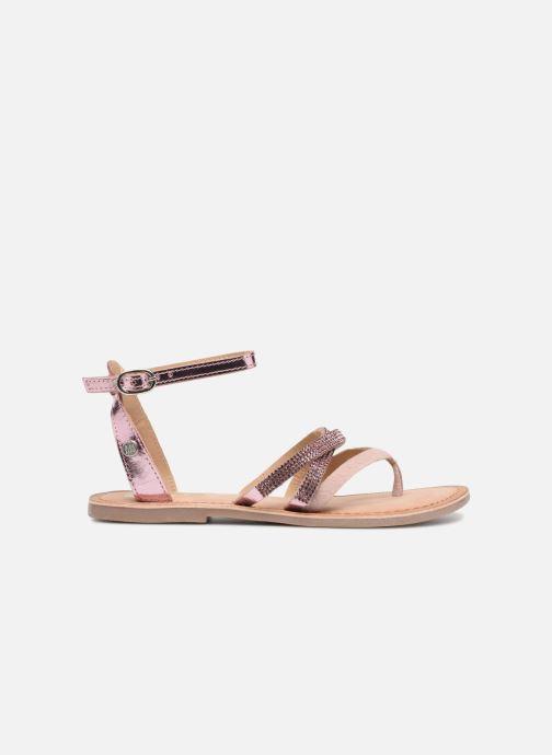 Sandali e scarpe aperte Gioseppo Zoe Argento immagine posteriore