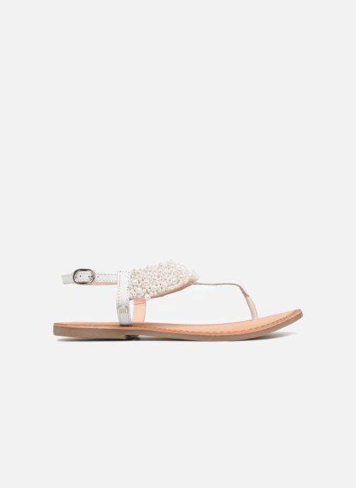 Sandales et nu-pieds Gioseppo Judith Blanc vue derrière