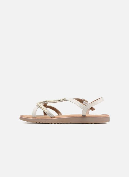 Sandali e scarpe aperte Gioseppo Hannah Bianco immagine frontale