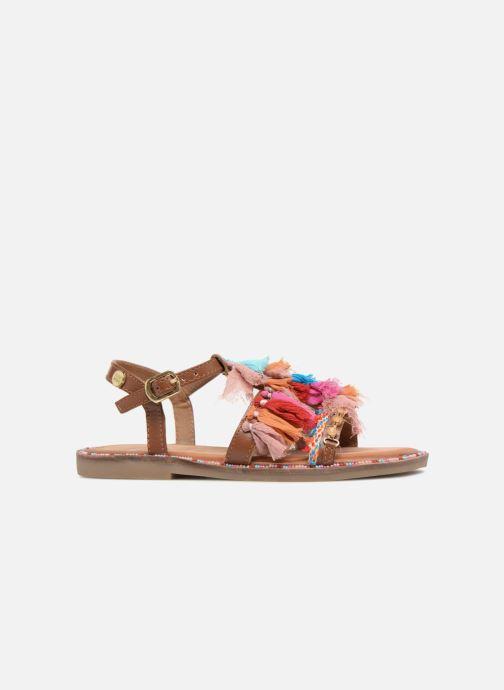 Sandali e scarpe aperte Gioseppo Gina Marrone immagine posteriore