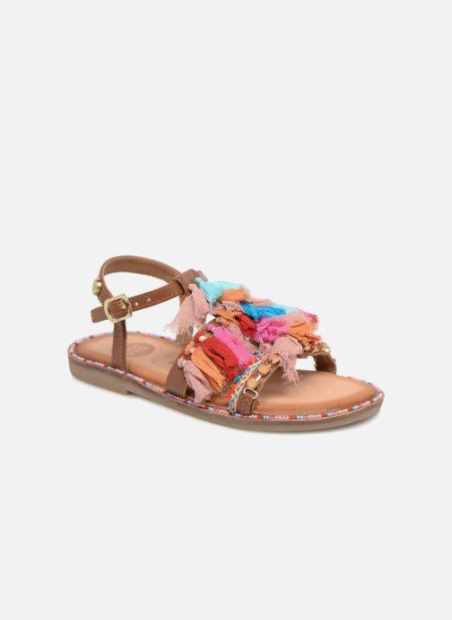 Sandali e scarpe aperte Gioseppo Gina Marrone vedi dettaglio/paio