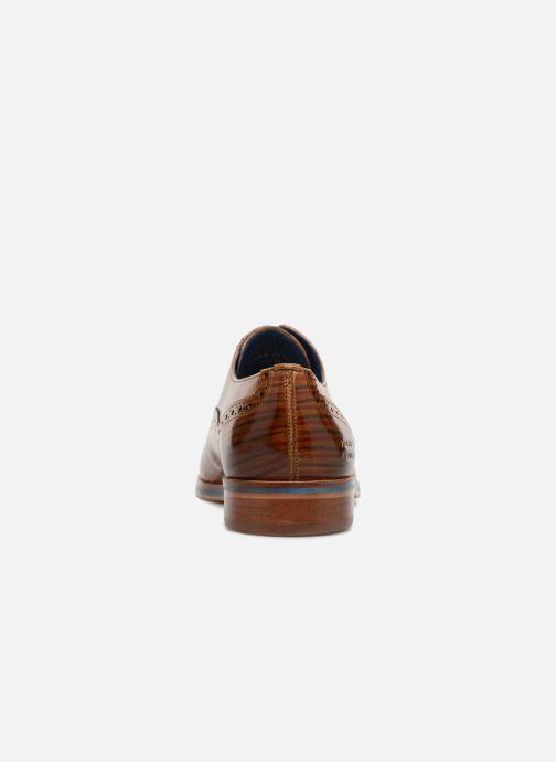 Chaussures à lacets Melvin & Hamilton Lewis 36 Marron vue droite