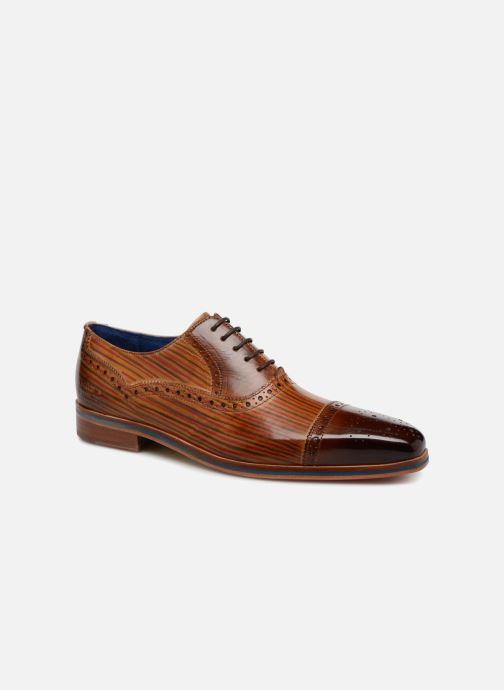 Chaussures à lacets Melvin & Hamilton Lewis 36 Marron vue détail/paire