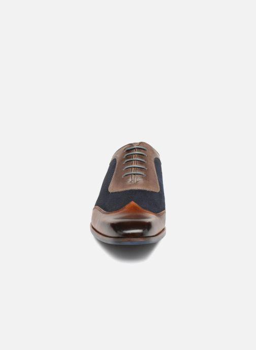 Chaussures à lacets Melvin & Hamilton Rico 8 Marron vue portées chaussures