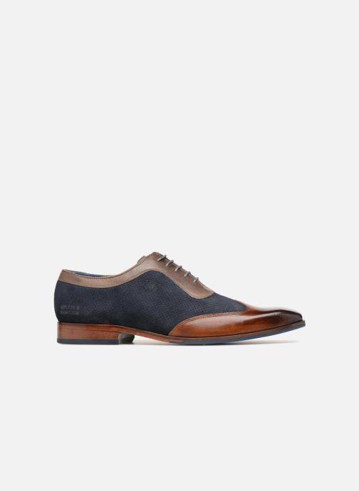 Chaussures à lacets Melvin & Hamilton Rico 8 Marron vue derrière