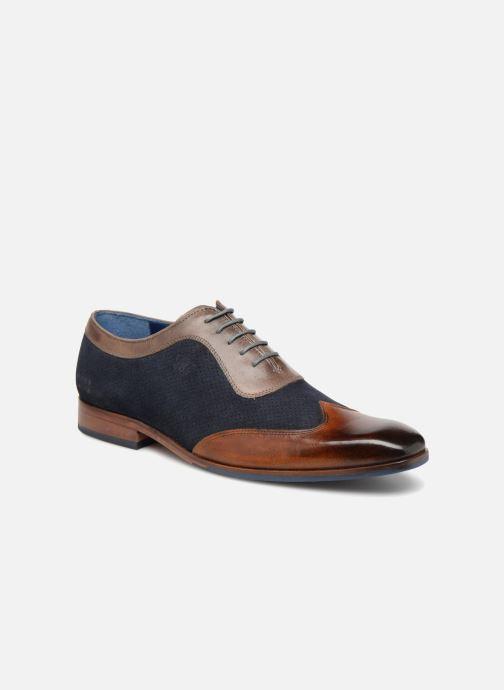 Chaussures à lacets Melvin & Hamilton Rico 8 Marron vue détail/paire