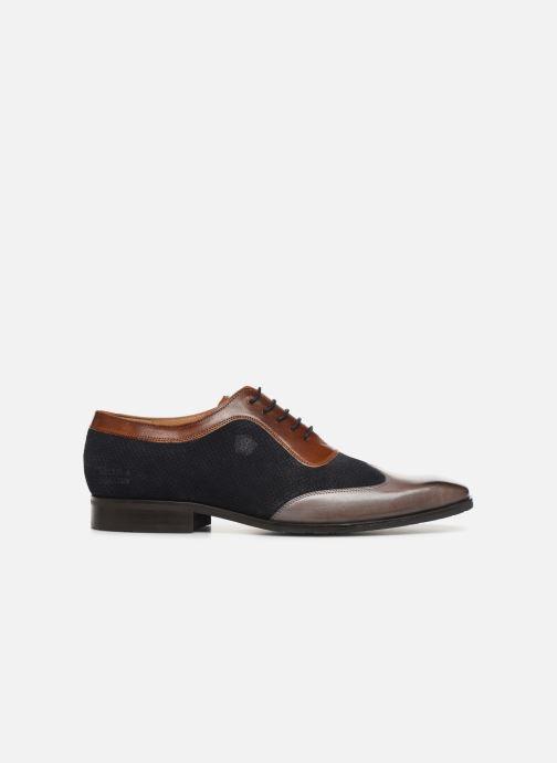 Chaussures à lacets Melvin & Hamilton Rico 8 Bleu vue derrière