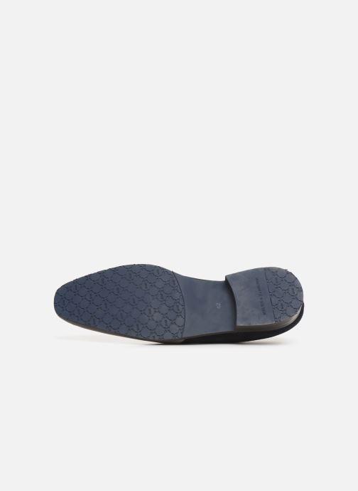 Zapatos con cordones Melvin & Hamilton Rico 8 Azul vista de arriba