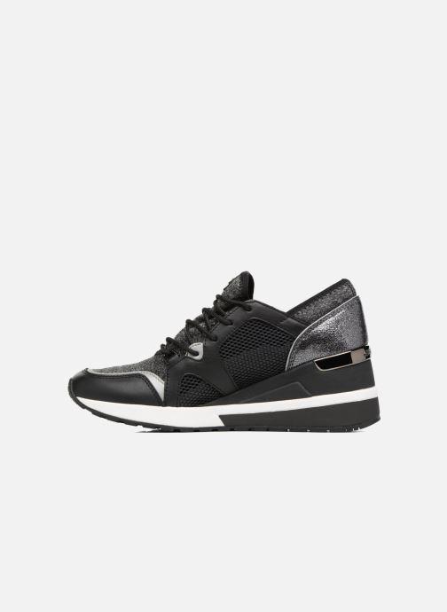 Sneakers Michael Michael Kors Scout trainer 43F6SCFS3D Zwart voorkant