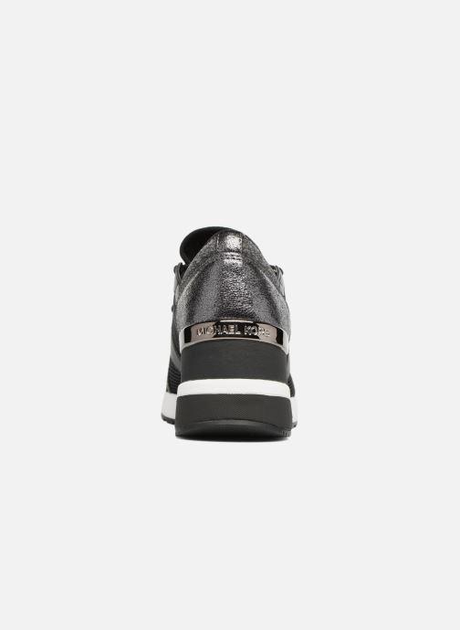 Sneakers Michael Michael Kors Scout trainer 43F6SCFS3D Zwart rechts
