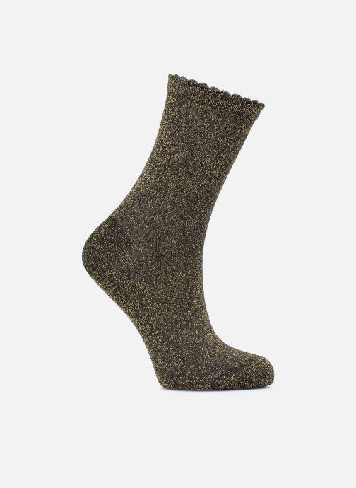 Sokken en panty's Pieces Chaussettes Sebby Glitter Long Zwart detail