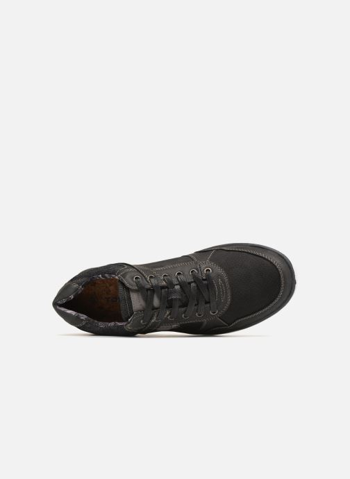 Trainers Tom Tailor Louisi Black view from the left