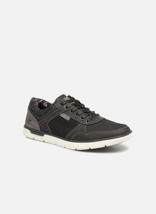 Trainers Tom Tailor Louisi Black detailed view/ Pair view