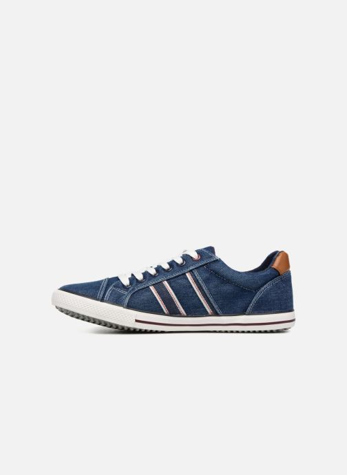 Trainers Tom Tailor Baste Blue front view