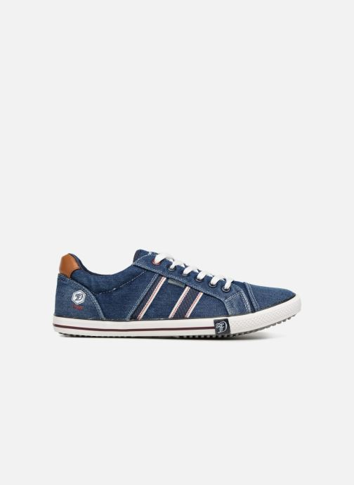Trainers Tom Tailor Baste Blue back view