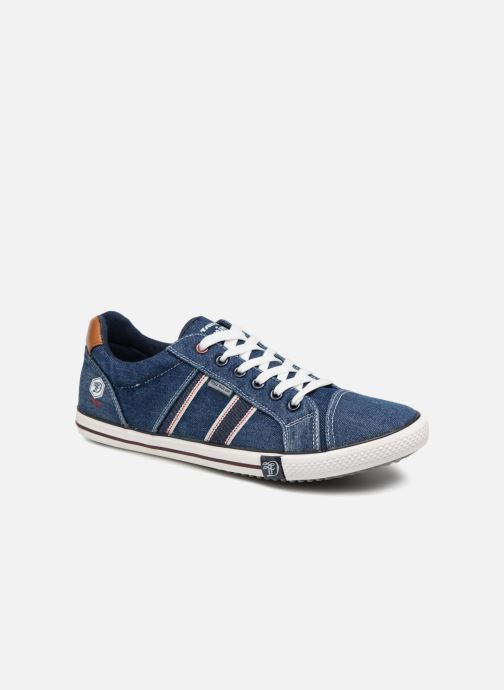 Trainers Tom Tailor Baste Blue detailed view/ Pair view