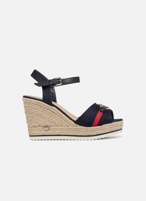 Sandales et nu-pieds Tom Tailor Utopia Bleu vue derrière